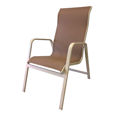 Paradise P-1102hi back dining chair