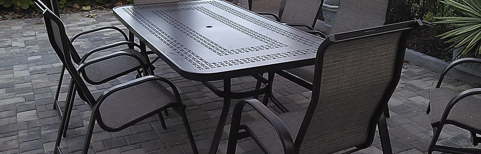 Casual American Made Outdoor Furniture